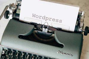 タイプライター:複数のWordpressを入れたいとき