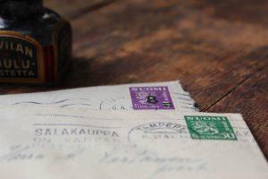 手紙の住所:URLに使える文字