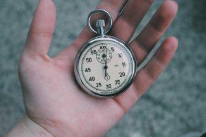時計:表示速度が早いHPの作り方